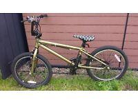 BMX Bike - Gold