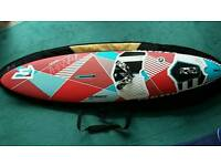 Fanatic Tri-wave Team edition windsurf board