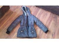 girls age 9 coat