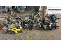 V4 engines for Transits times 5 and more parts for sale