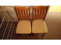 Two Bedroom / Dining Room Chairs