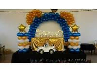 Party decorator & Event decorator!! best Price in London and guaranteed satisfaction!!