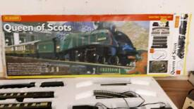 Hornby Queen of Scots train set with loads of extras