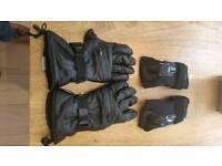 Ski snowboard gloves
