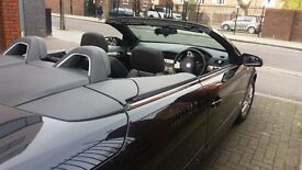 vauxhall astra 1.8 sports twin top convertible