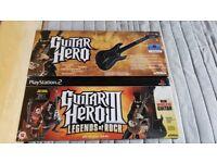 Playstation2 Guitar Hero 3
