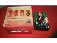 Boxed sets of alias