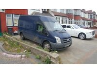 SOLD SOLD Ford Transit Panel Van 57 Plate MK4 2.2 TDCi 280 M Medium Roof Van Duratorq 3dr (MWB)