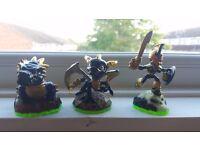 Skylander Toy Figures