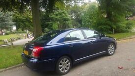 TOYOTA AVENSIS AUTOMATIC, 57 REG, 1.8, 73K MILES, HPI CLEAR, 1 YEAR MOT, DELIVERY AVAILABLE