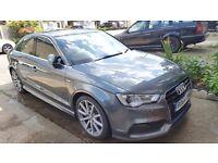 Audi a3 saloon sline 1.6 tdi