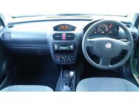 Vauxhall Corsa 1.2 Semi Auto 2002