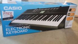 Piano Keyboard with box - Good working condition