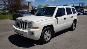 2008 Jeep Patriot Sport/North