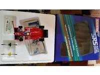 Scalextric SRS SUPER RACING SYSTEM Ferrari R1 F1 156/85
