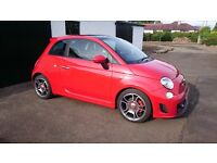 Abarth 500 1.4 16v Turbo T-Jet 135 BHP