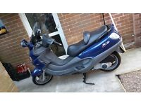 Piaggio x9 250...immaculate condition.