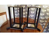Speaker stands (pair) for Heybrook HB2 speakers