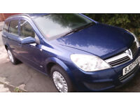 Vauxhall Astra Life 1.3 Cdti '07