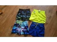 Shorts boys 6-7 year
