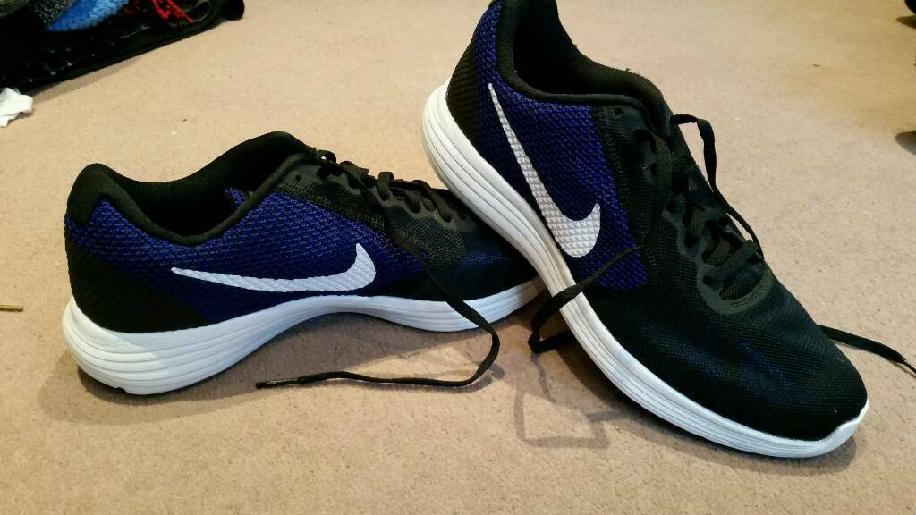 Nike navy Revolution 3 trainers caf699f8a806
