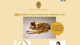 Postal Gold buying website complete business start-up for sale