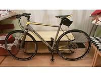 Boardman Mens Hybrid Comp Bicycle