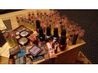 Large bundle of make up