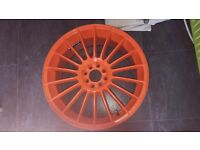 Ford alloy rim only