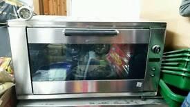 Smeg ALFA141GH Commercial Oven
