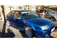 2001 Volkswagen Bora 2.0 SE Petrol Excellent Condition Low Mileage