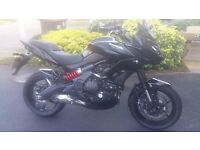 "KAWASAKI VERSYS 650 KLE 650 FFF AS NEW 2015 ONLY 1580 MILES!! ""FIRST TO SEE WILL BUY"""