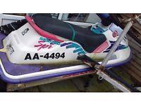 Seadoo jet ski jetski spi think its 590cc