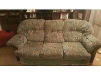 Sofa and armchairs free