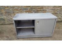 2 door storage unit