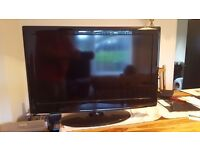 "Evotel 22"" LCD TV with remote control"