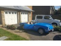 1.5 Triumph Spitfire with Overdrive