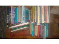 BIG BOX NEEDLEWORK TAPESTRY LACE CRAFT BOOKS