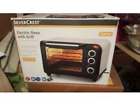 SilverCrest Electric Oven with Grill
