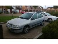Renault Megane AUTO long MOT