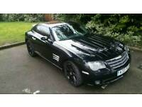 Chrysler crossfire LOW MILEAGE long MOT new clutch brakes and tyres