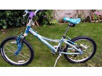 GIRLS TREK MT60 MOUNTAIN BIKE