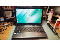 Acer Aspire 5332 Laptop, 160gb Hard Drive, 3gb Memory, Dual Core, 15.6 Inch