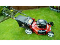 BRIGGS AND STRATTON GARDENCARE 675 SERIES 190cc 22 INCH/56 CM SELFDRIVE MOWER