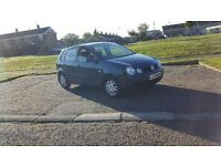 ***2003 Vw Polo 1.4 tdi only 90000miles***