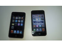 2 x ipod touch