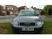 AUDI 2002 1.9L TDI DIESEL SPORT ***LOW MILLAGE, ONE OWNER , SERVICE HISTORY***