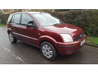 2003 Ford Fusion 1.4 Automatic, tax and mot. great runner. good condition