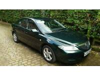 Trade Mazda 6 to the van or estate