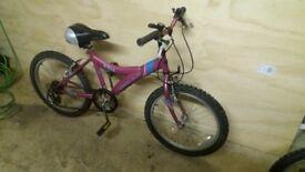 Litlle child bike
